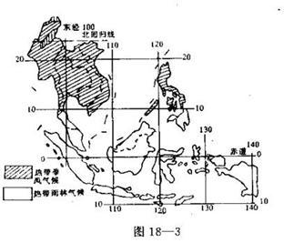 西亚地图空白轮廓图